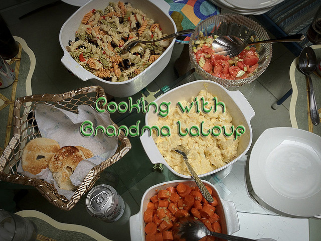 Moroccan Cooking with Grandma Lalouf