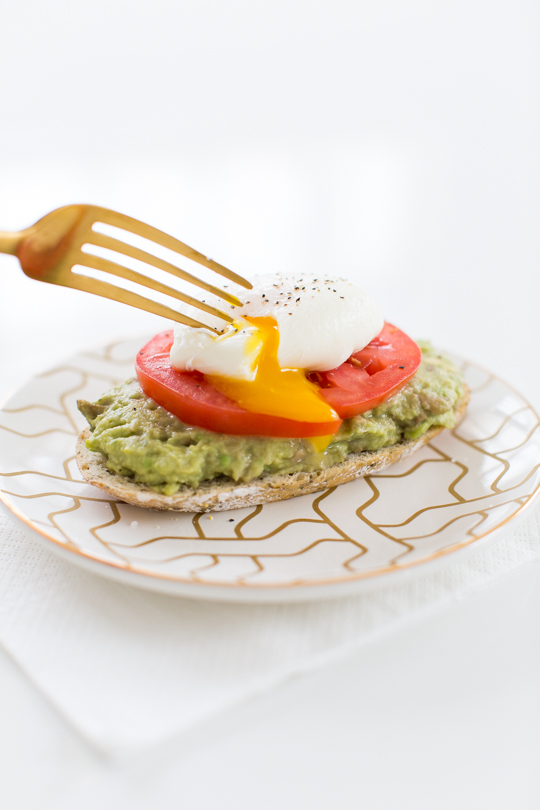 Poached Egg Toast