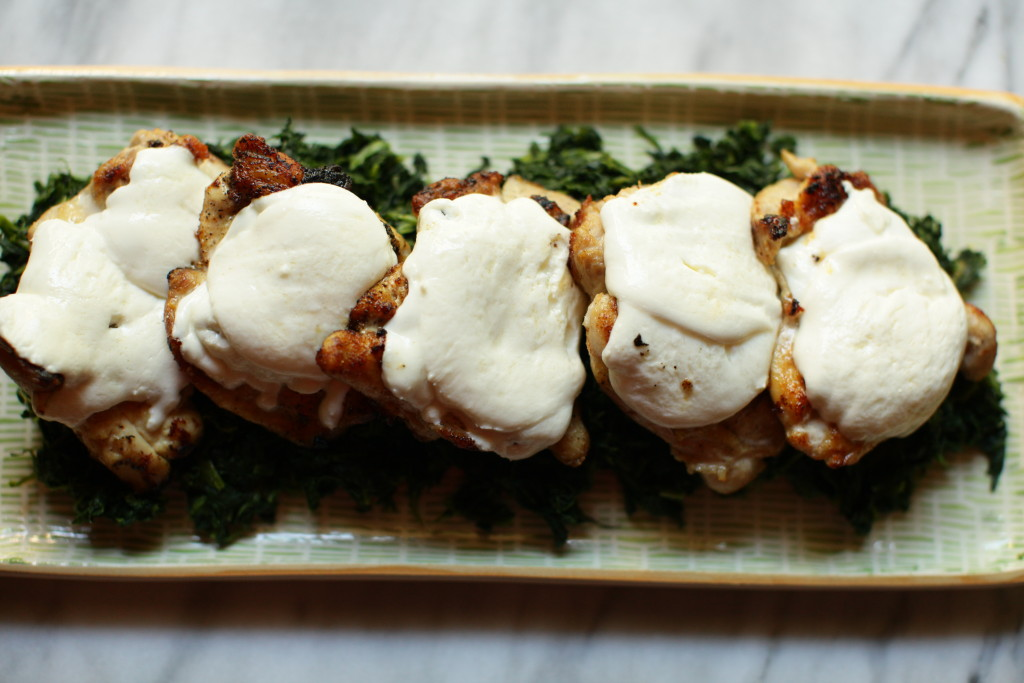 TheFoodieChef Mozzarella Chicken3