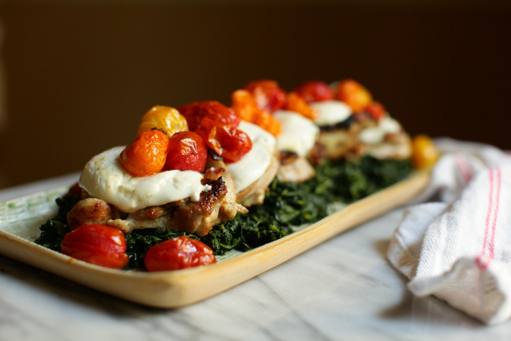 TheFoodieChef Mozzarella Chicken4