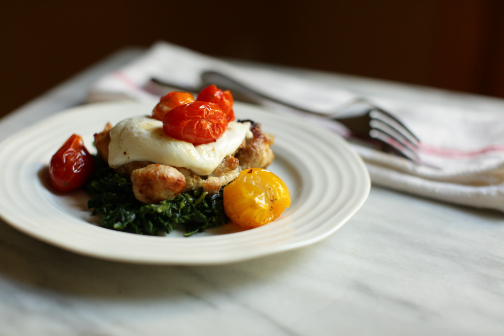 TheFoodieChef Mozzarella Chicken5