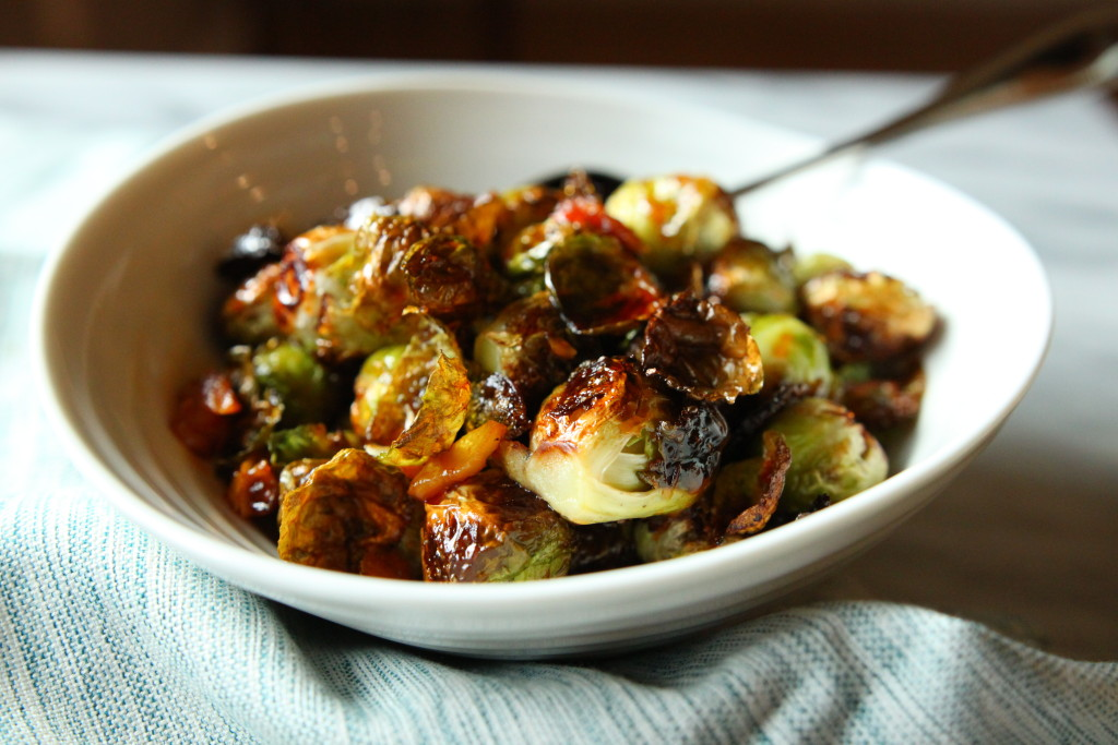 Brussel Sprouts Fish Caramel 5